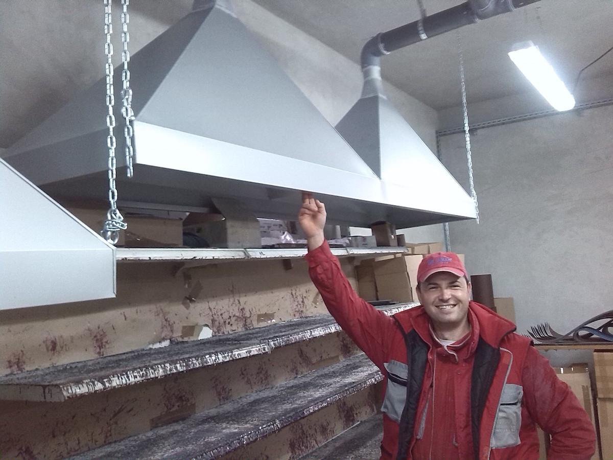 haube za rostilj i kuhinje 7